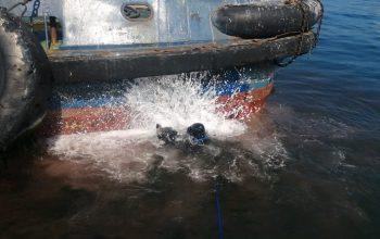 limpieza de embarcaciones